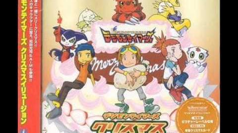 Digimon Tamers - Digimon Christmas Medley