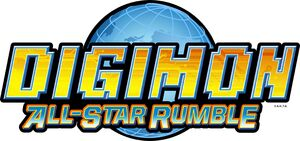 Digimon All-Star Rumble Logo