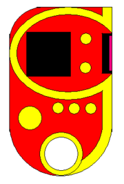 Digivice iC Armor