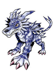 Garurumon (Re-Digitize) b