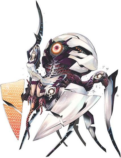 Cyber knights hentai