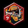 GeoGreymon 2-007 I (DCr)