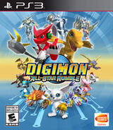 Digimon All-Star Rumble (PS3) (NTSC-U)