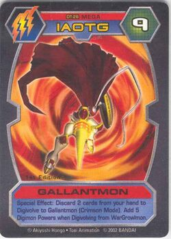 Gallantmon DT-26 (DT)