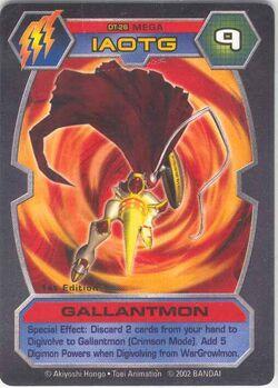Gallantmon DT-26 (DT)