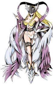 Angewomon (Crusader) b