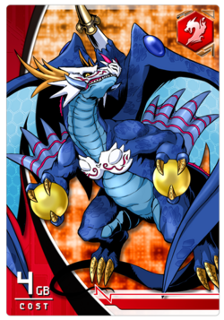 Wingdramon 5-083 (DCr)