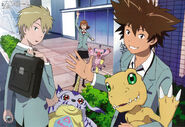 Digimon Adventure tri. Promotional Poster 4