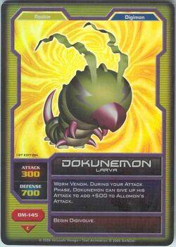 Dokunemon DM-145 (DC)