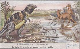 I Dinosauri - Tyrannosaurus