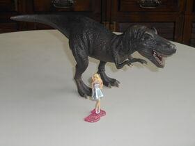 Barbie e il T-rex