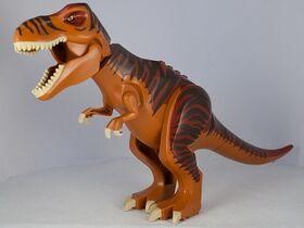 Тираннозавр рекс в LEGO