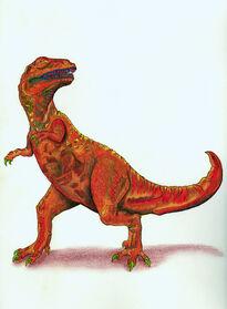 Dino-tyranosaurus hg