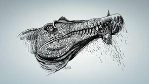 Spinosaurus by malvit-d6mau11
