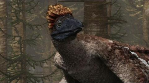 Microraptor - Flying Dinosaur - Planet Dinosaur - BBC