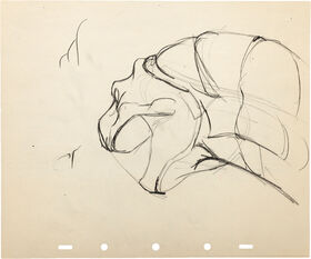 Fantasia Rite of Spring Dinosaur Animation Drawing Group 2