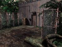 Passageway to Military Facility - ST107 00007