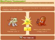 Brutforce Tournament