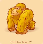 Gorilloz yellow