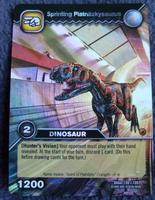 Piatnitzkysaurus-Sprinting TCG Card 2-Collosal