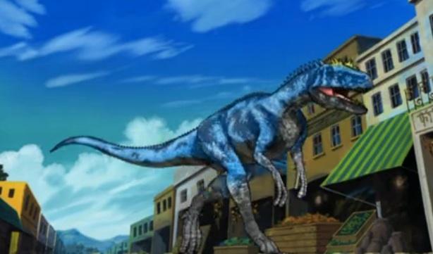 Dinosaur king episode 33 dinosaur king fandom powered - Dinosaure king saison 2 ...