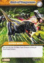 Gust of Vengeance TCG Card 1a