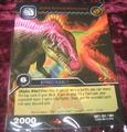 Acrocanthosaurus Alpha TCG Card 3-Colossal