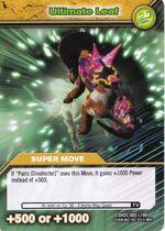 Ultimate Leaf TCG Card (German)