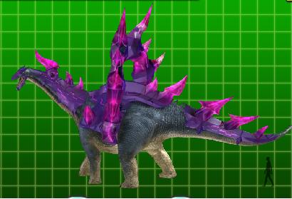 410 x 279 jpeg 21kBBrachylophosaurus