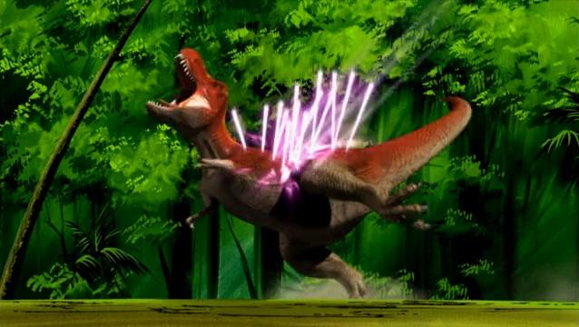 Dinosaur King Episode 38