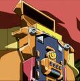Dino Gadget open