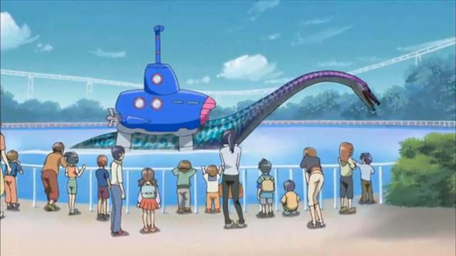 Futabasaurus | Dinosaur King | Fandom powered by Wikia  Futabasaurus | ...