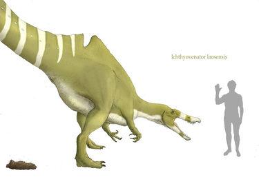 Ichthyovenator Laosensis