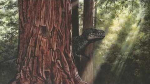 Mating Calls of the Tyrannosaurus