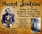 Saint Joshua