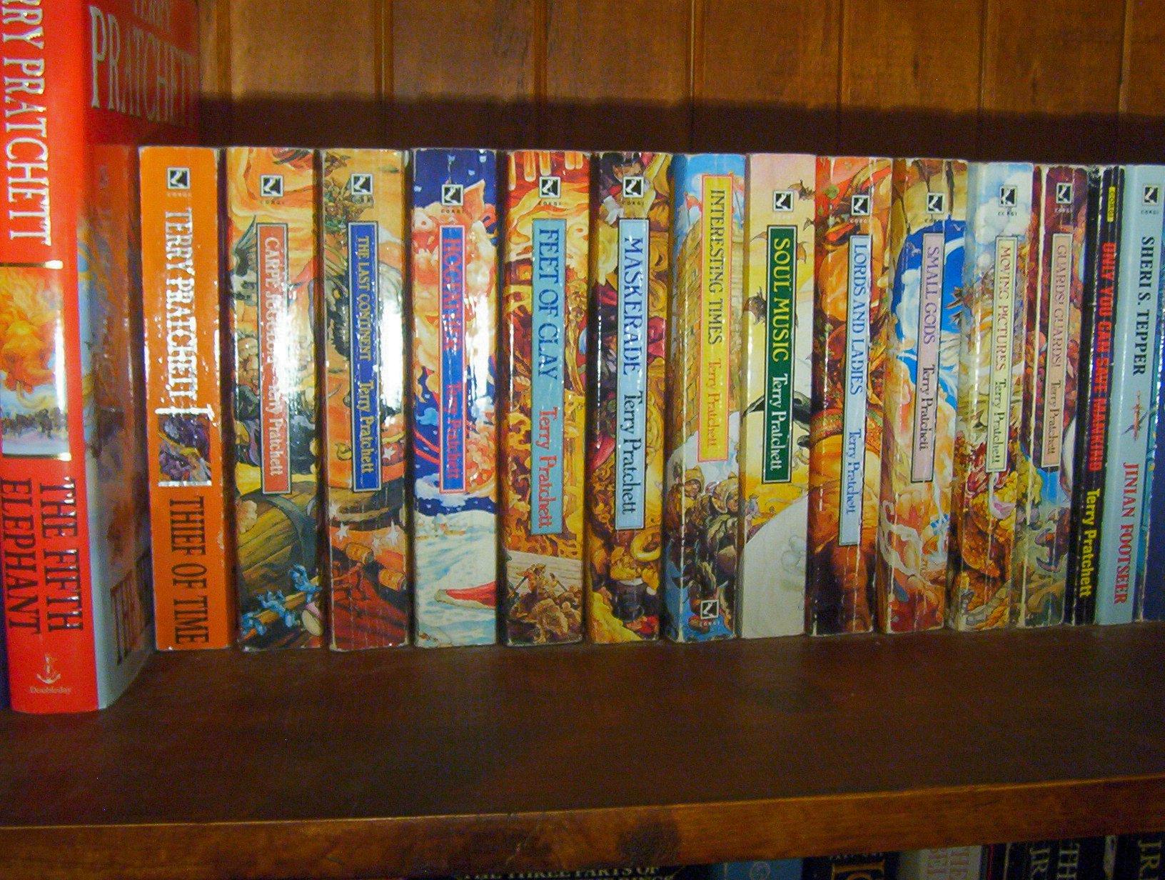 Terry Pratchett Discworld Wiki Fandom Powered By Wikia