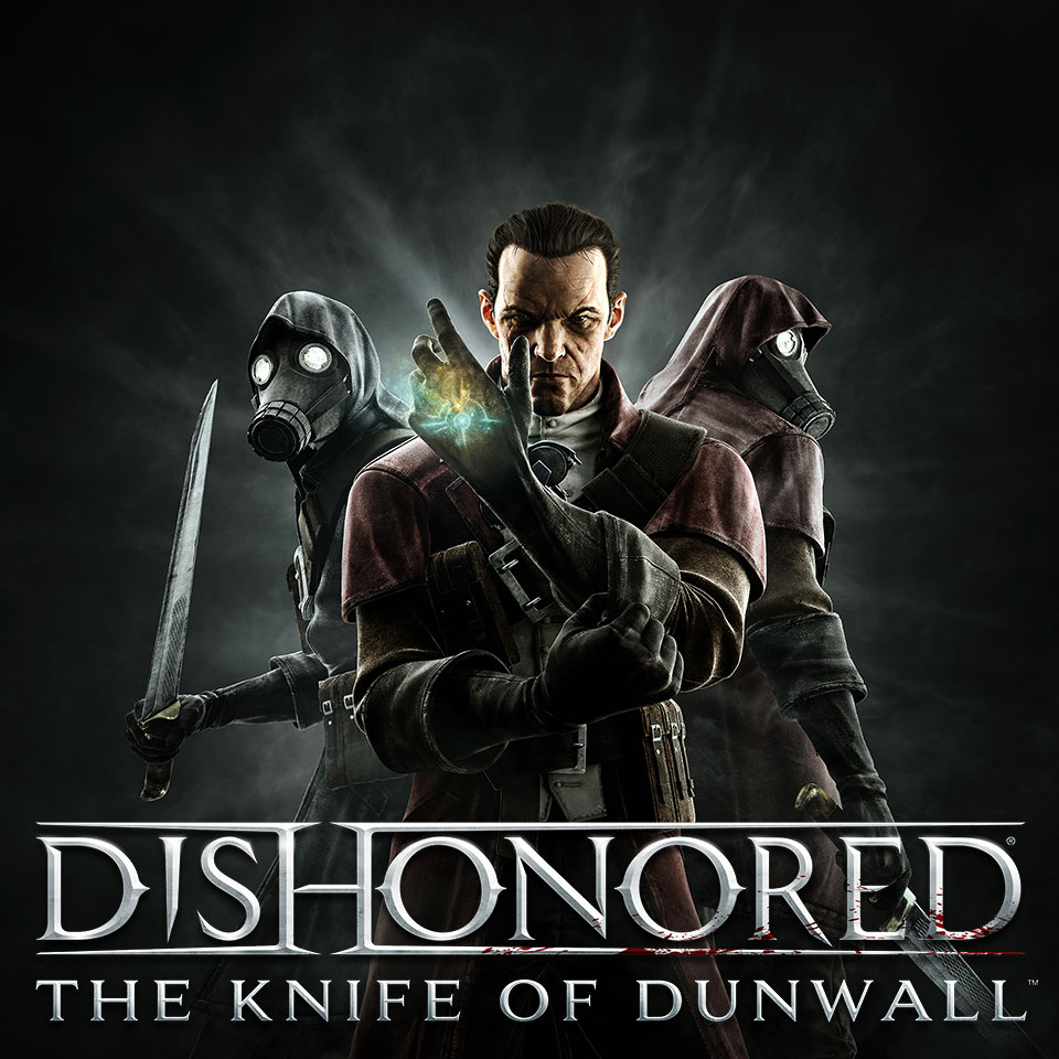 Grafika promująca DLC do gry Dishonored