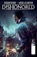 Comic2, Cover B