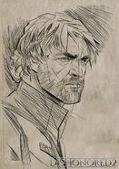 Corvo Dis 2 Sketch