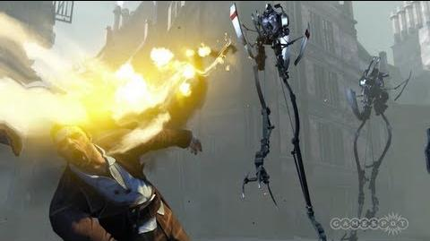 Dishonored Gamespot Preview
