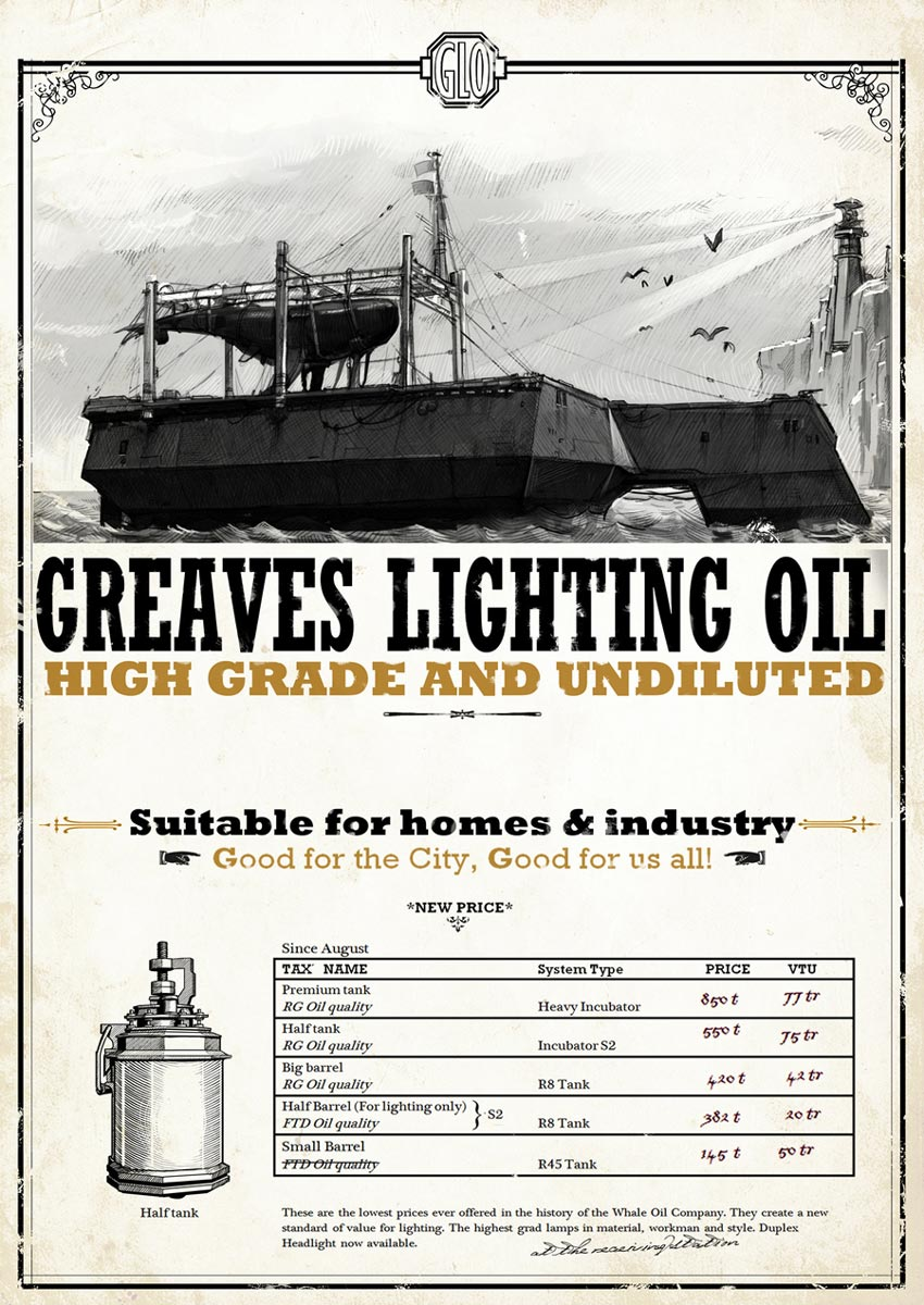 Image Dh Poster Greaves Lighting Oil Jpg Dishonored