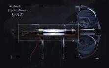 Daud's Wristbow 02 concept art