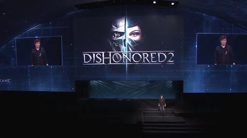 Bethesda Showcase (2016) - Dishonored Gameplay World Premiere