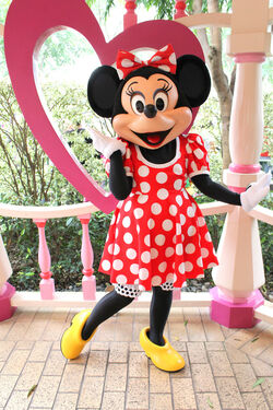 Minnie Mouse Disney Fan Fiction Wiki Fandom Powered By
