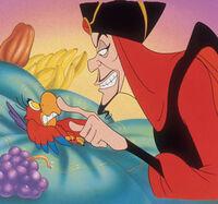 Jafar and Iago (TROJ)
