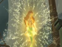 Ariel transformed