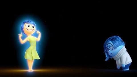 INSIDE OUT - SMILE (2015) Disney Pixar Movie HD