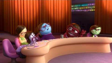 Inside Out Trailer 2 UK - Official Disney Pixar HD