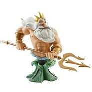 King Triton Figurine