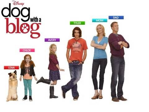 Dog with a Blog | Disney Favorite Show Wiki | FANDOM ... | 480 x 360 jpeg 20kB